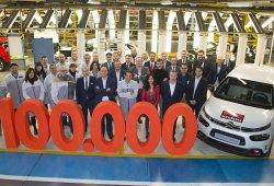 Citroën supera la barrera de los 100.000 coches vendidos en España en 2018