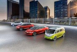 Volkswagen estima que la marca de eléctricos ID será un éxito desde 2020