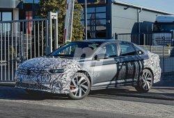 El nuevo Volkswagen Jetta GLI culmina su puesta a punto en el circuito de Nürburgring