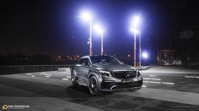 Mercedes-AMG GLE S 63 Coupé Inferno por auto-Dynamics