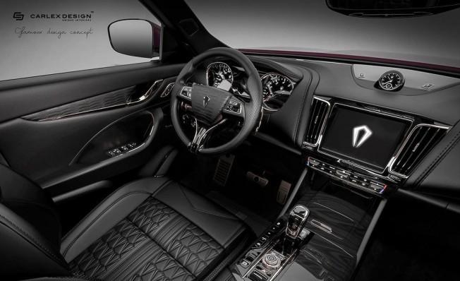 Carlex Design Maserati Levante