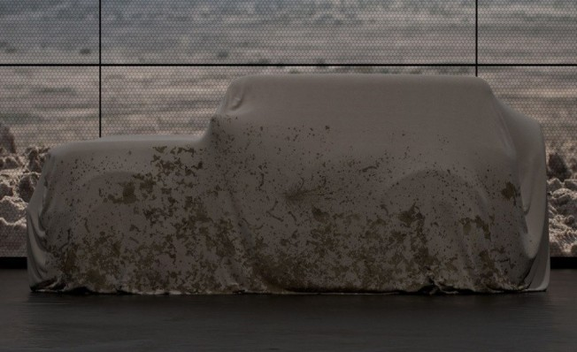 Ford Bronco - teaser