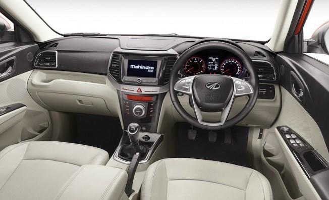 Mahindra XUV300 - interior