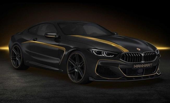 Manhart BMW Serie 8 Coupé