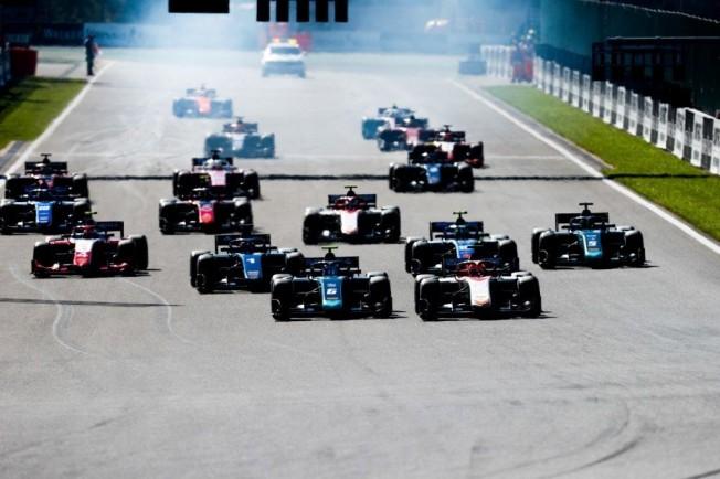 Calendario F2.Oficializado El Calendario De La Formula 2 Y La Formula 3 De