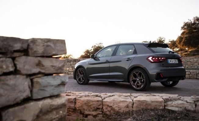 Audi A1 Sportback 2019 - posterior