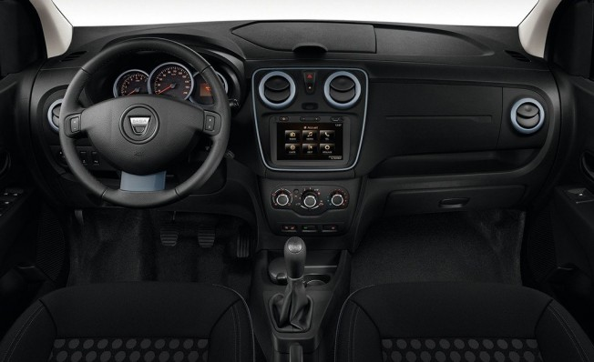 Dacia Lodgy Stepway - interior