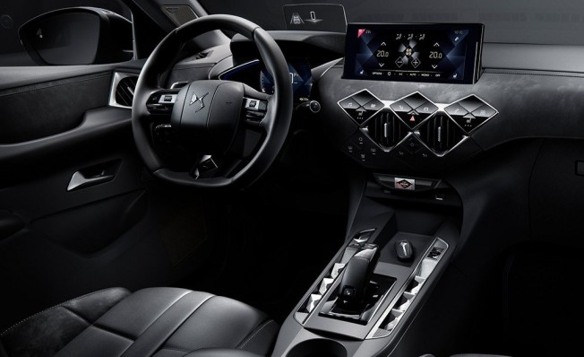 DS 3 Crossback - interior