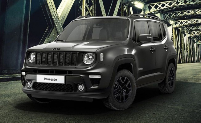 Jeep Renegade Night Eagle II