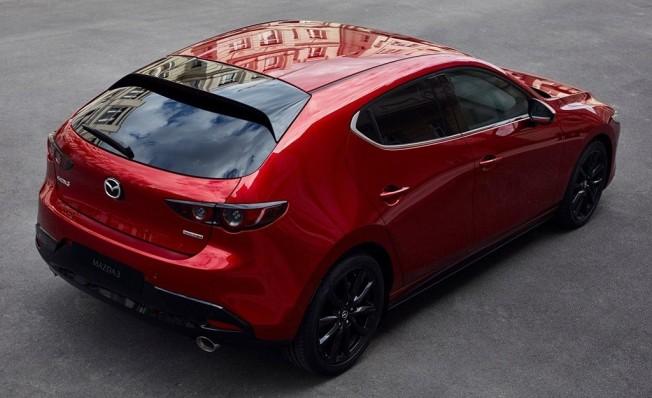 Mazda3 2019 - posterior
