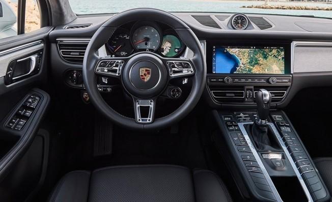 Porsche Macan S 2019 - interior