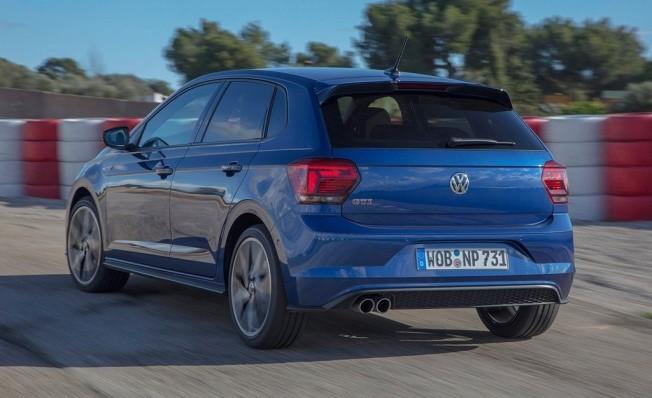 Volkswagen Polo GTI - posterior