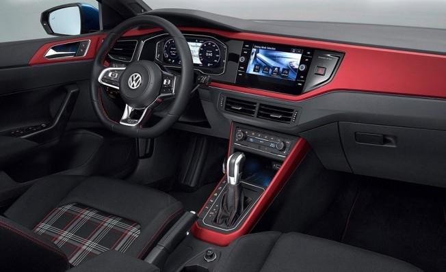 Volkswagen Polo GTI - interior