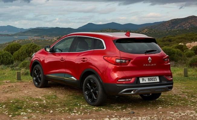 Renault Kadjar 2019 - posterior