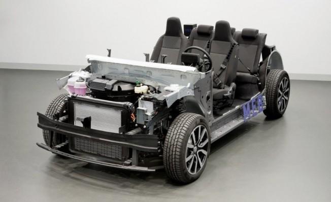 Plataforma MEB de Volkswagen