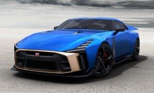 Abierto el libro de pedidos del Nissan GT-R50 de 720 CV y 0,99 millones