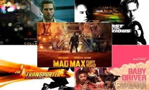 5 películas de coches para disfrutar de un maratón de cine