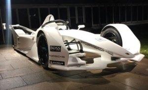 Porsche comenzará los test con su Fórmula E en marzo