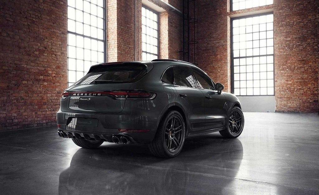 Porsche Exclusive muestra las opciones de personalización del nuevo Macan S