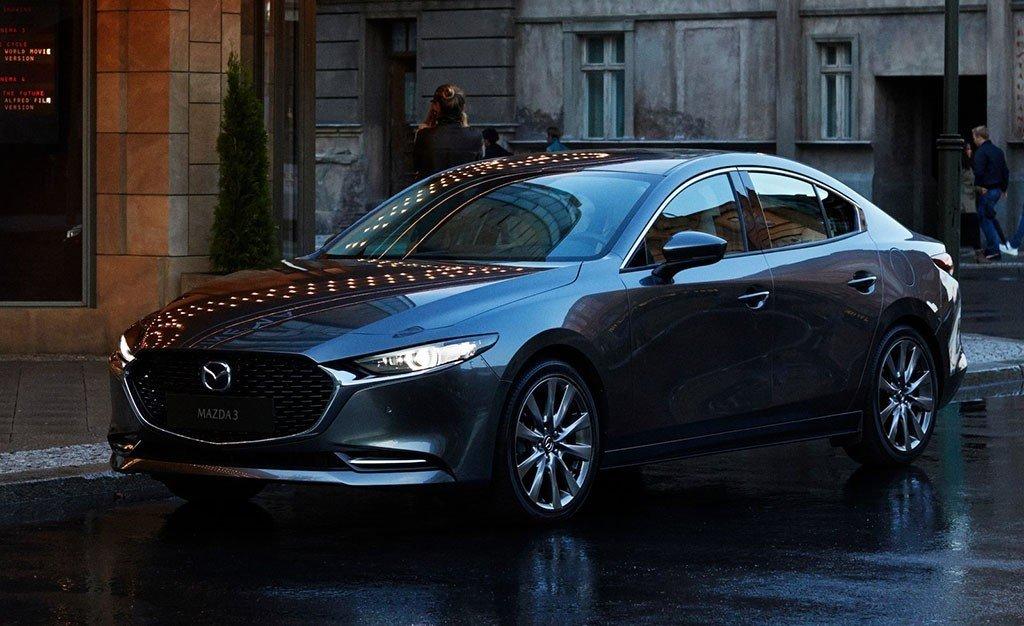 Todos los precios y gama del Mazda3 Sedán 2019 en España