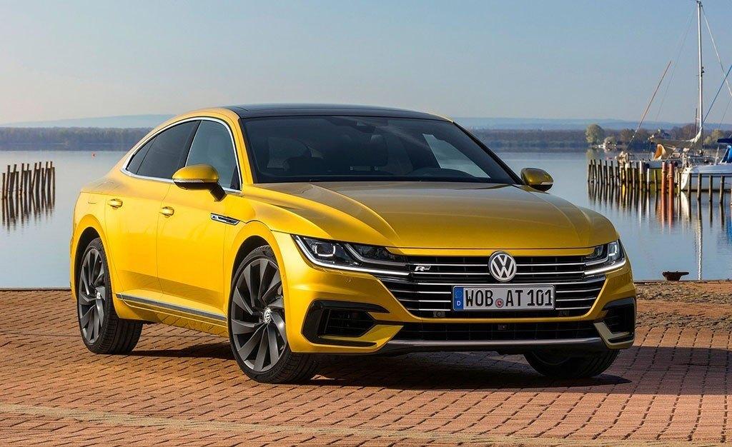 El Volkswagen Arteon ya disponible con el motor 2.0 TSI, ahora con 272 CV