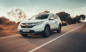 Prueba Honda CR-V Hybrid, cómodo y eficiente (con vídeo)