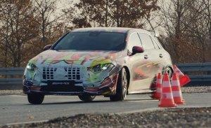Una filtración desvela la potencia de los nuevos Mercedes-AMG A 45 y AMG A 45 S