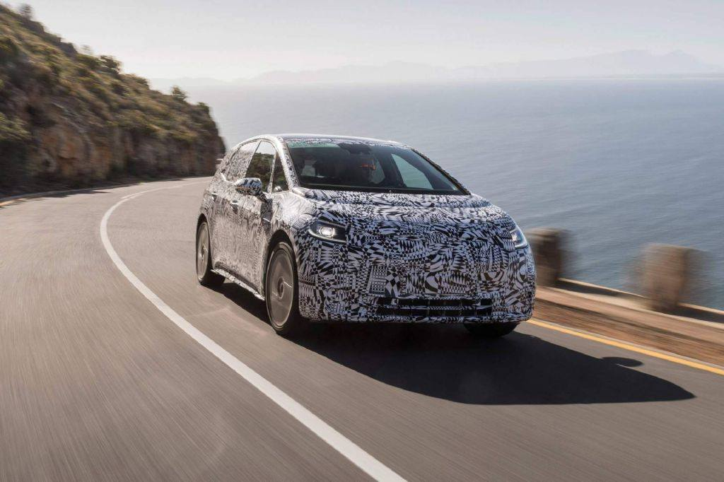 Volkswagen revela los primeros datos del ID. hatchback de producción