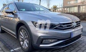 El nuevo Volkswagen Passat Alltrack 2019 se destapa por completo