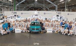 La producción en serie del nuevo Volkswagen T-Cross ya ha comenzado