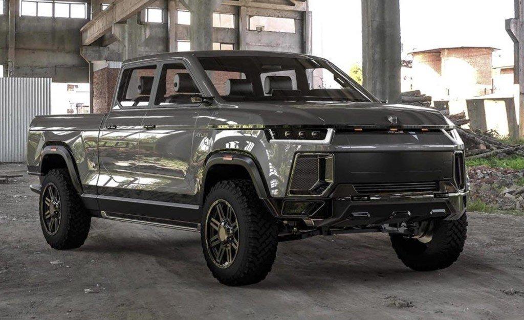 Atlis XT, un nuevo pick-up eléctrico entra en escena