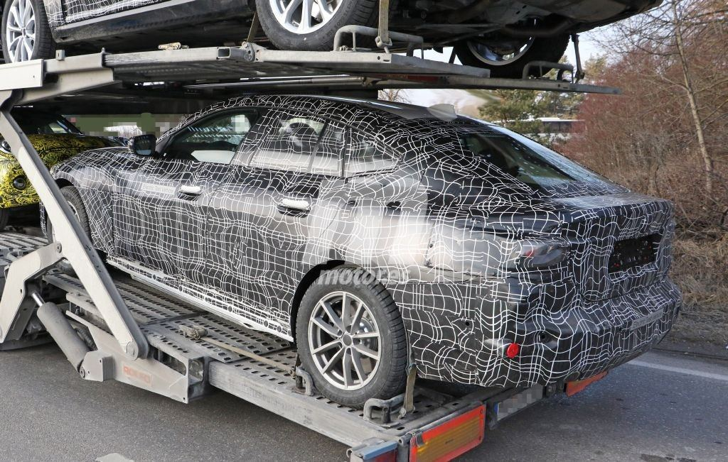 BMW i4, así es el Tesla killer
