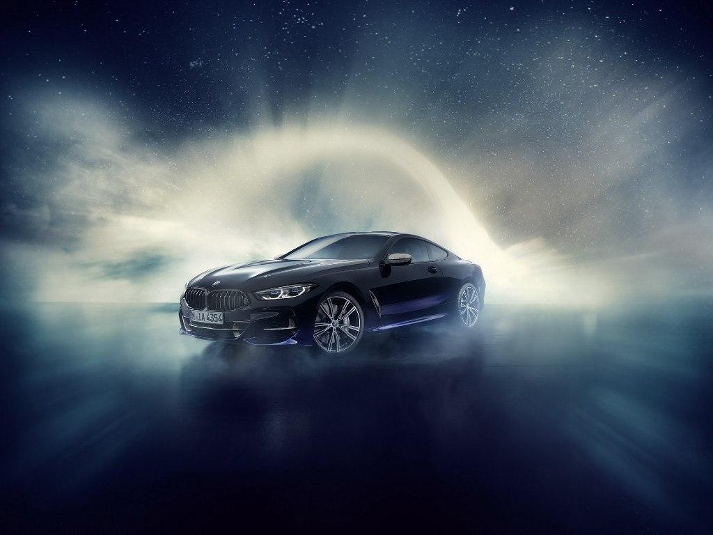 BMW Individual M850i Night Sky: un one-off con elementos de otro mundo
