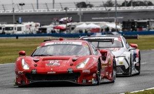 BMW priva a Molina de ganar Daytona en la clase GTLM