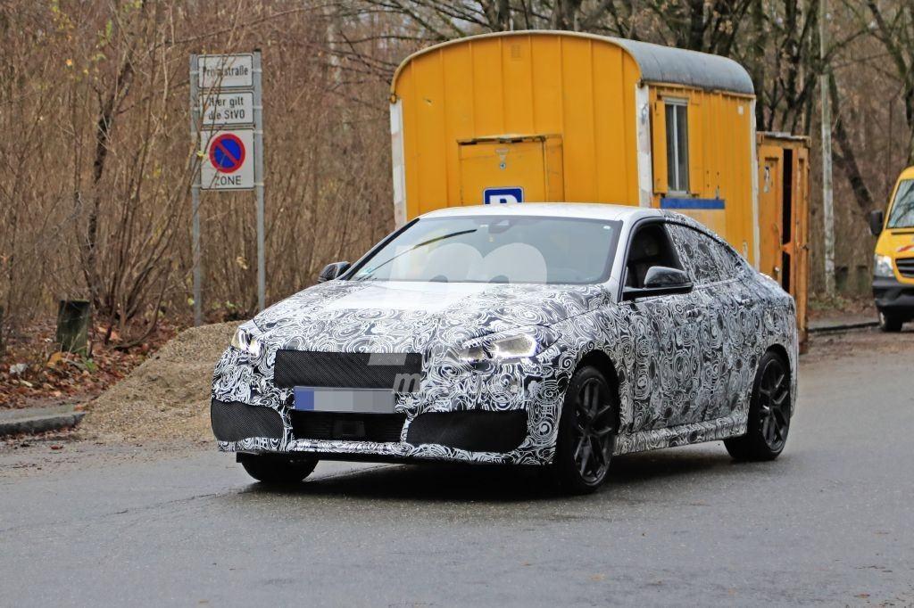 El nuevo BMW Serie 2 Gran Coupe M Performance ya luce su diseño de producción