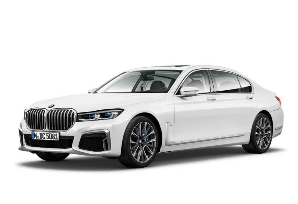 El nuevo BMW Serie 7 2020 filtrado al completo