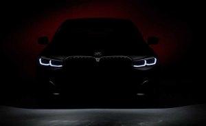 Primer teaser del nuevo BMW Serie 7 antes de su presentación el 16 de enero