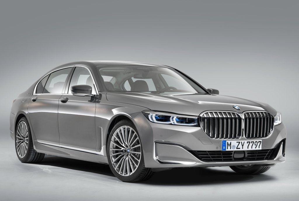 Una filtración desvela el actualizado BMW Serie 7 2019 desde todos los ángulos