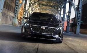El nuevo Cadillac CT6-V al fin llega al mercado pero solo de manera limitada