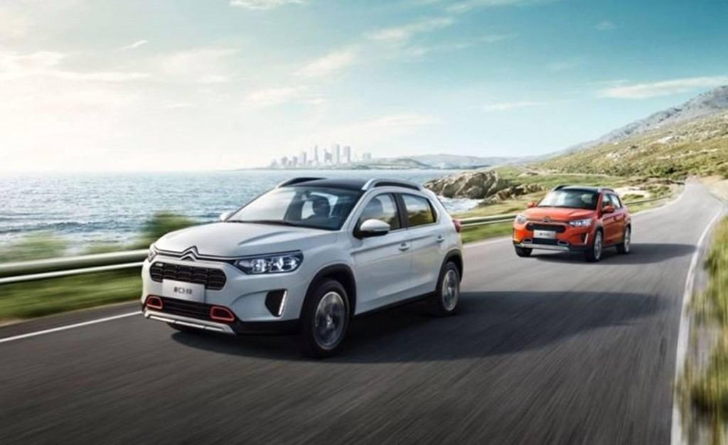 Citroën C3-XR 2019, todos los detalles del renovado SUV para China