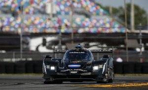Van der Zande pulveriza el récord de Daytona con el Cadillac #10