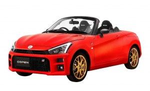 Nuevo Daihatsu Copen GR Sport firmado por Gazoo Racing