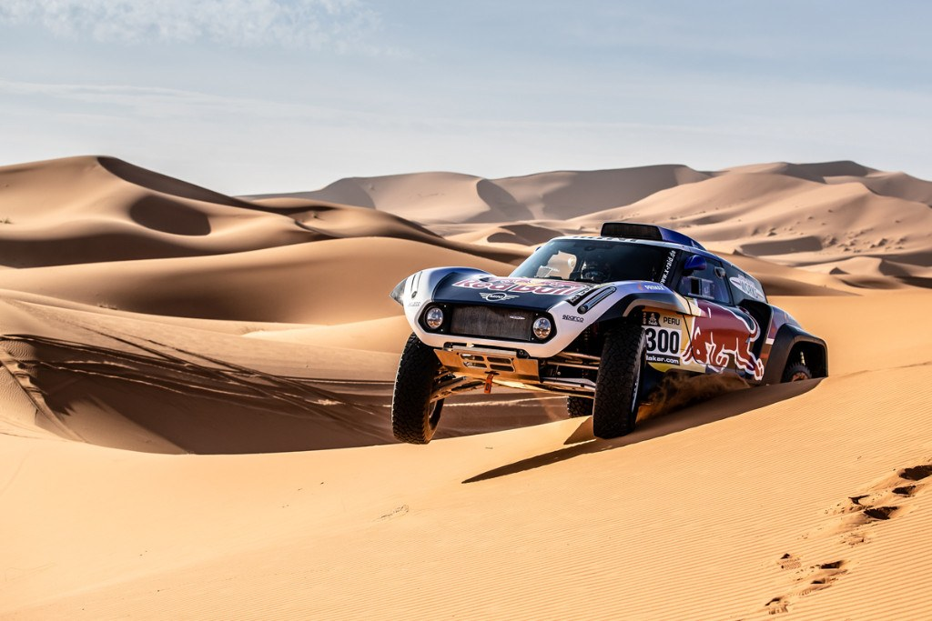 Dakar 2019: Así se construye el Mini JCW Buggy de Sainz