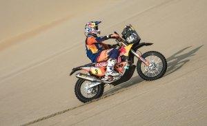 Dakar 2019, etapa 10: ¡KTM no falla! Price gana el 'Touareg'