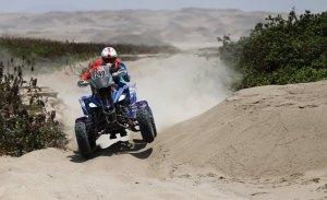 Dakar 2019, etapa 10: Nicolás Cavigliasso reina en quads