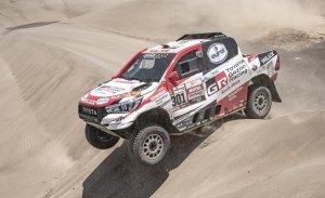 Dakar 2019, etapa 10: Lima escucha a los campeones