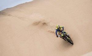 Dakar 2019, etapa 9: Michael Metge gana en el 'pelotón'