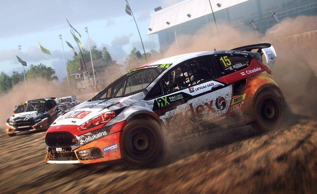 DiRT Rally 2.0 permitirá vivir toda la emoción del Rallycross