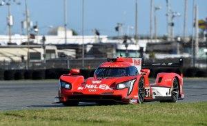 Primeros libres en Daytona con Nasr y el Cadillac #31 al frente