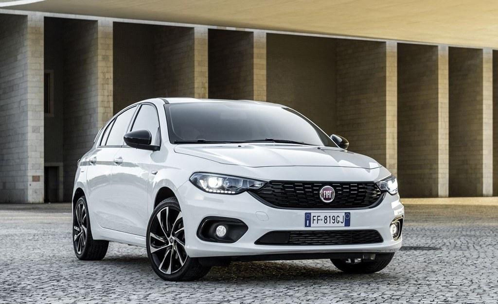 Precios del Fiat Tipo S-Design, más personalización y nuevas mecánicas